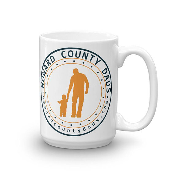 Howard County Dads Mug