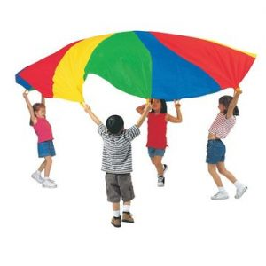 parachute for kids play