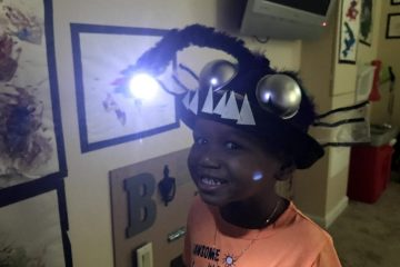 Cooper and Kid Deep Copper Kit Angler Fish Hat