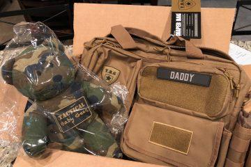 Tactical Diaper Bag Deuce 2.0 combo set unboxing