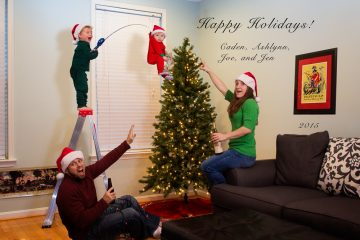 Our 2015 Holiday Card