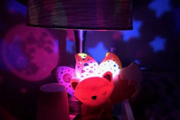 GaGa Musical Soother & Night Light Projector Review by Howard County Dads