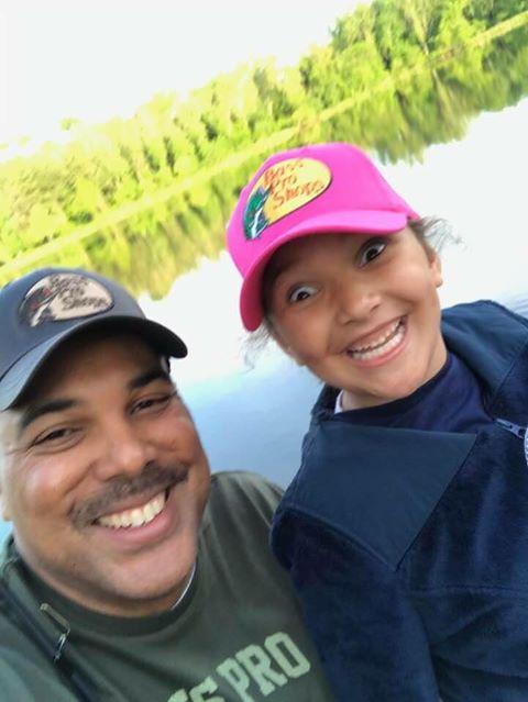 Fishing at Lake Kittamaqundi - O'Dell Lewis, a Howard County Dad