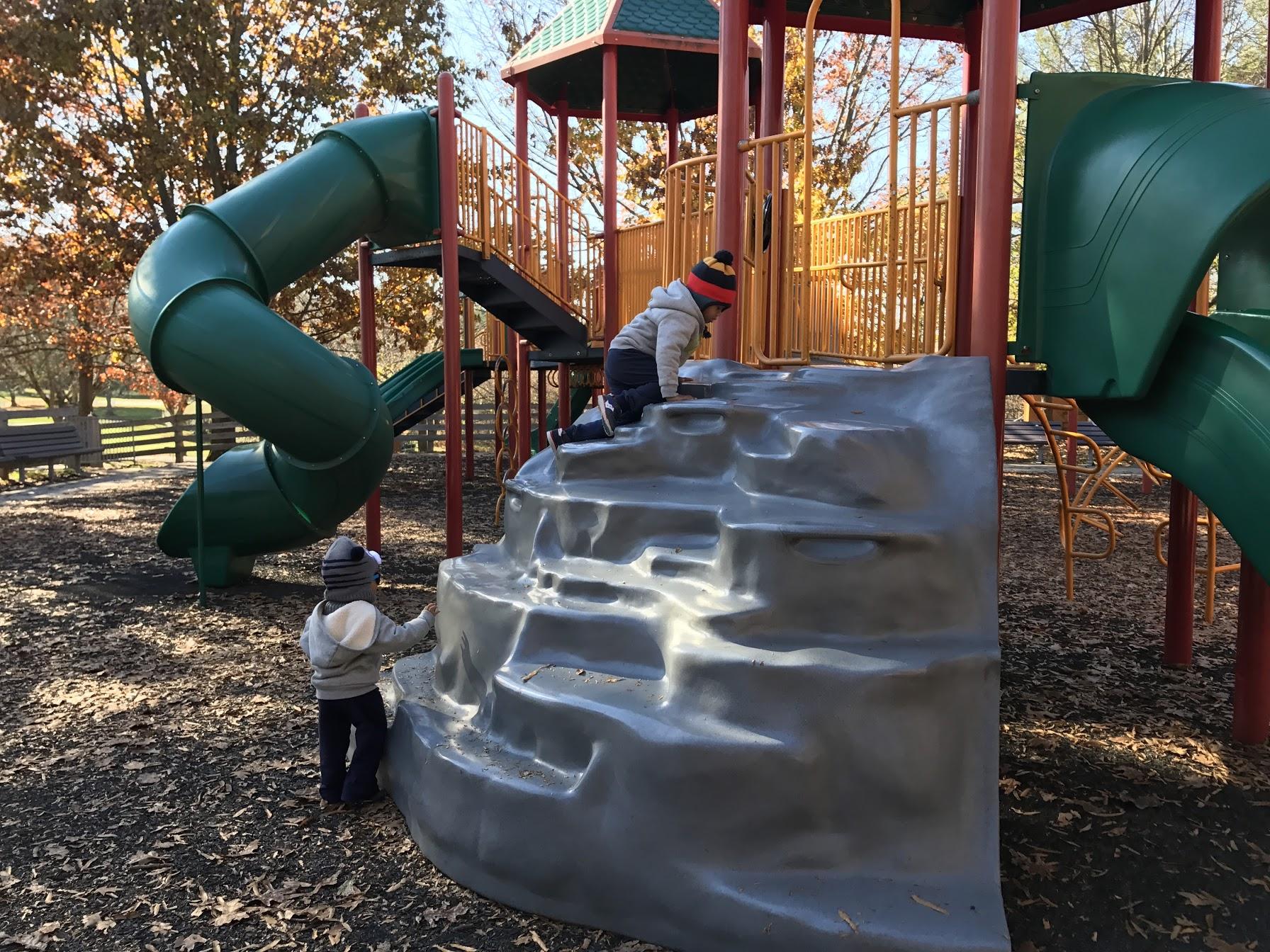Centennial Park South Playground