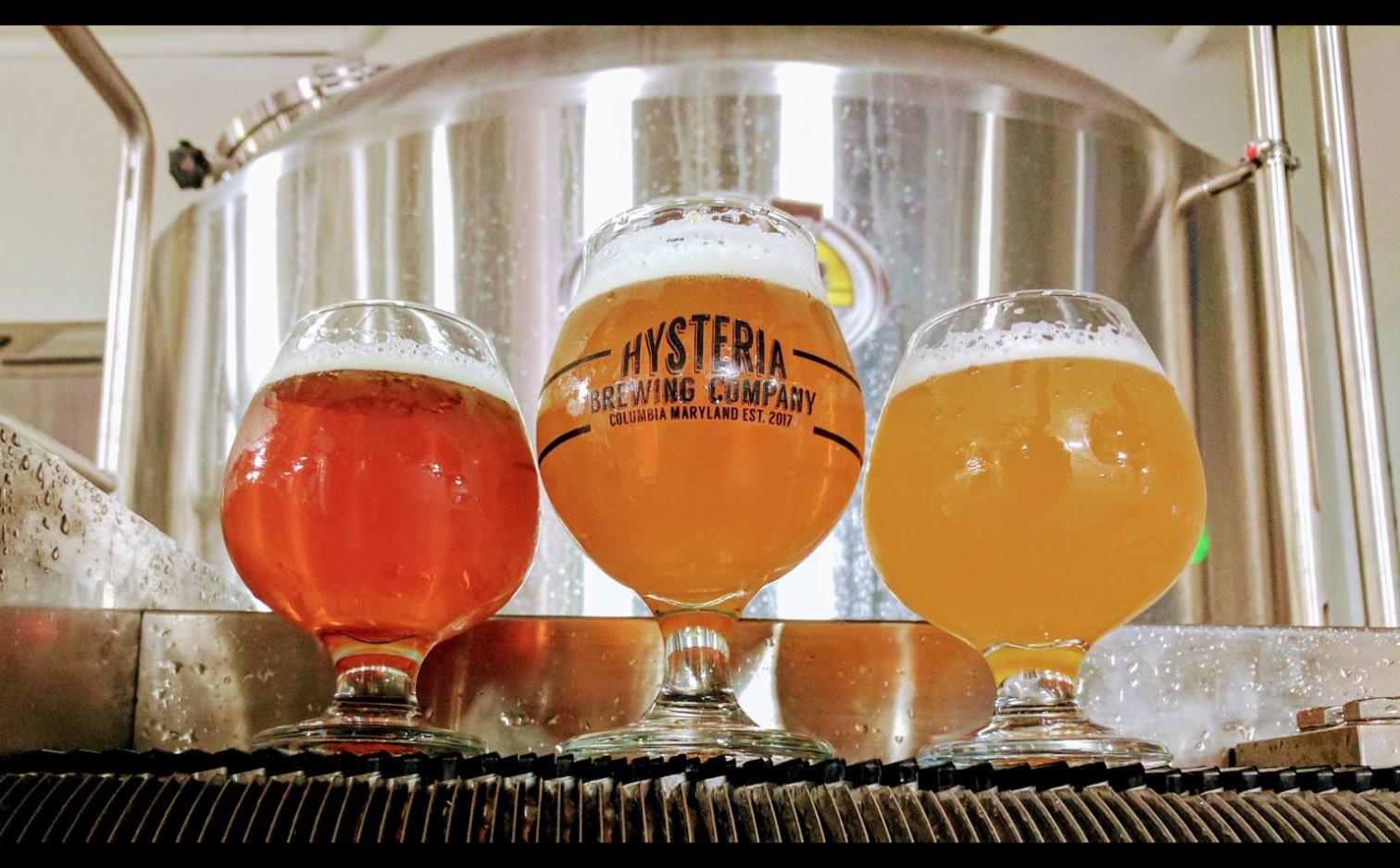 Hysteria Brewing Company - HoCo Dad Happy Hour