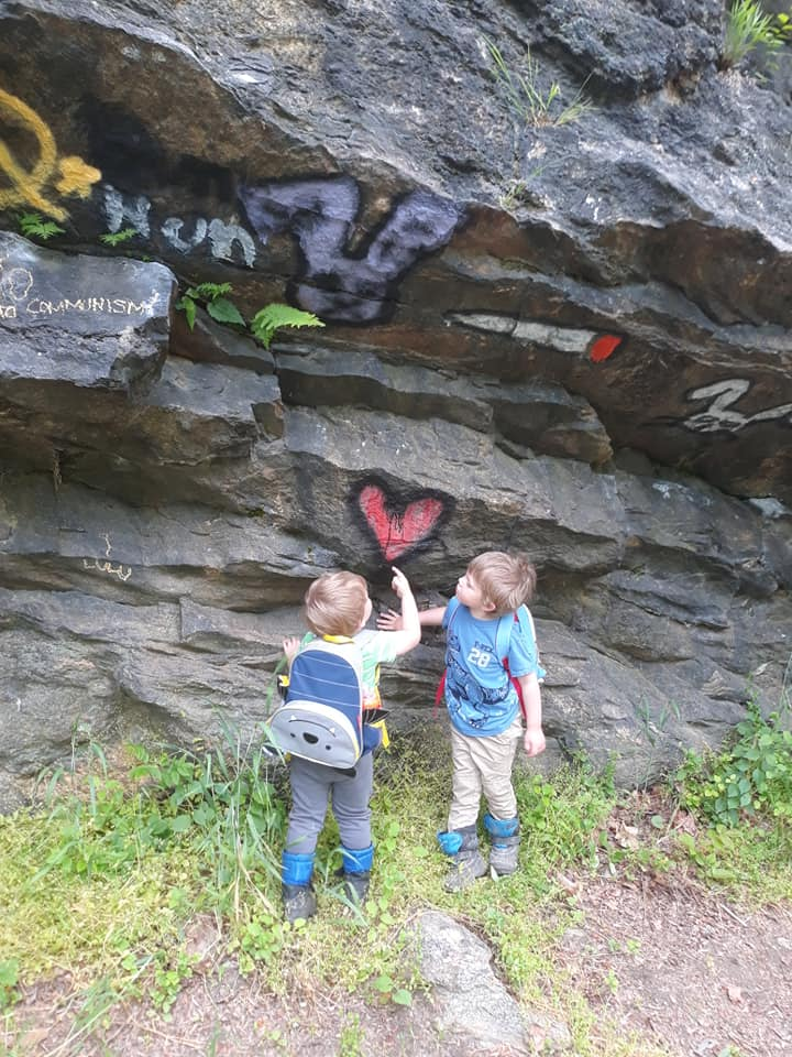 Alberton Road Trail with Kids